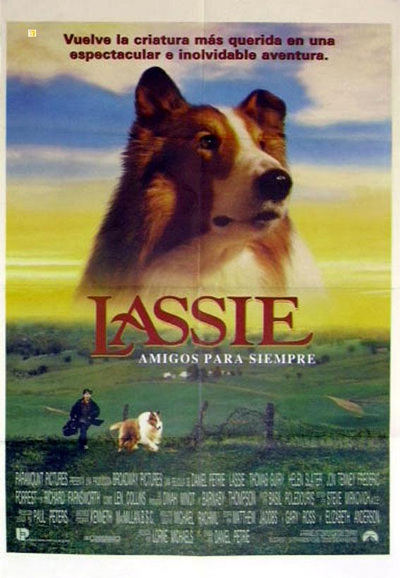 Lassi movie home page