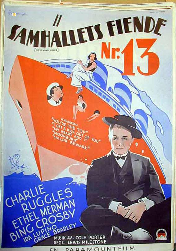 Samhallets Fiende No 1 [1935]