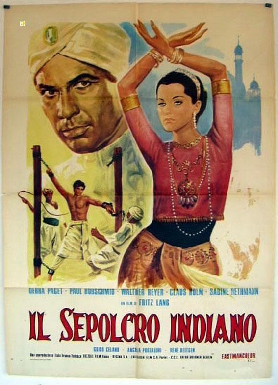 quottumba india laquot movie poster quotdas indische grabmal