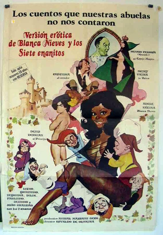 Historias que nossas babas brazilian vintage