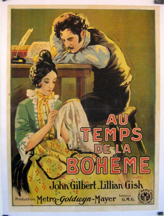Lillian Gish - Vida Bohemia (1926) [MEGA]