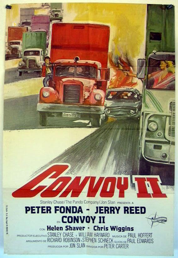 Convoy Ii P 34708 on Language Arts Theme