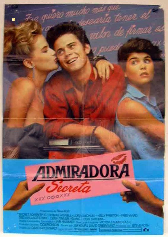 secret admirer full movie