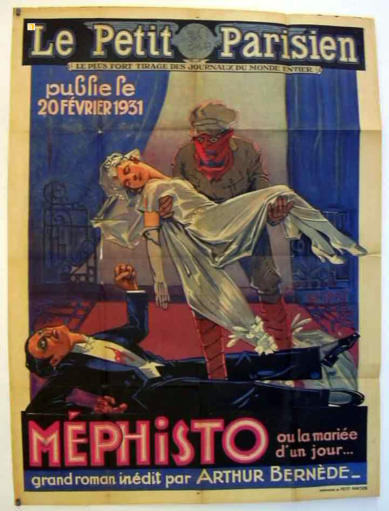 u0026quot mephisto u0026quot  movie poster