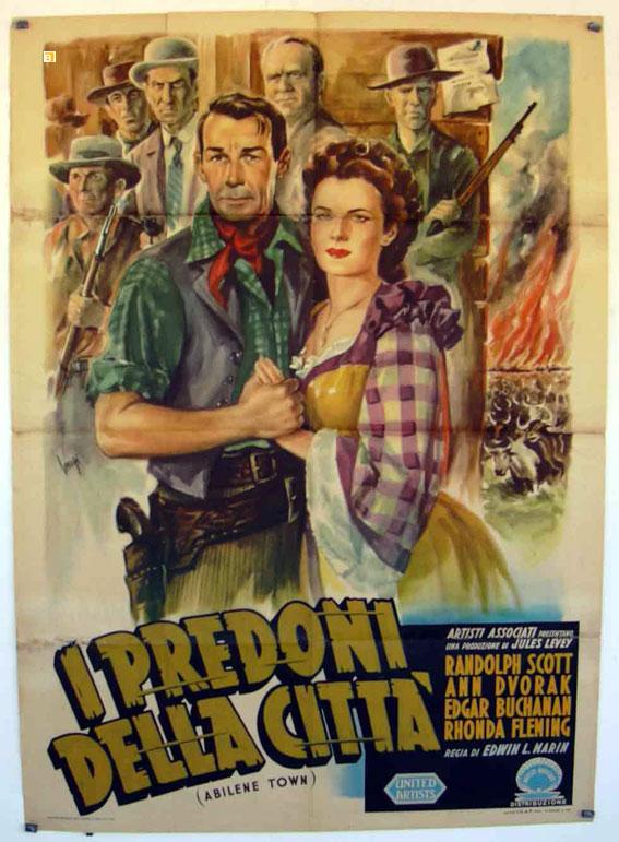Risultati immagini per predoni della città film 1946