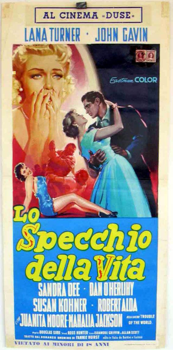 Specchio della vita lo movie poster imitation of life movie poster - Lo specchio film ...