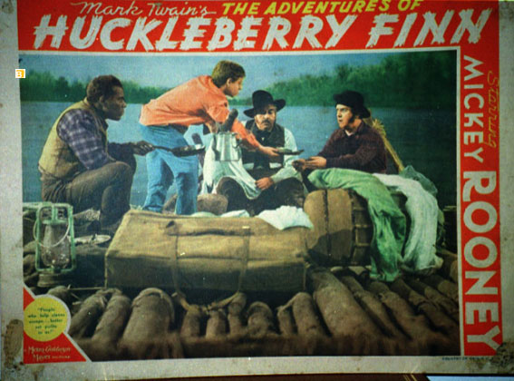 Quot Adventure Huckleberry Finn Quot Movie Poster Quot The