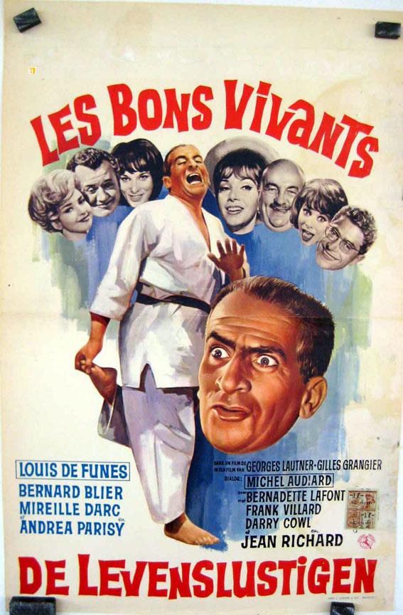 u0026quot alegres vividores u0026quot  movie poster
