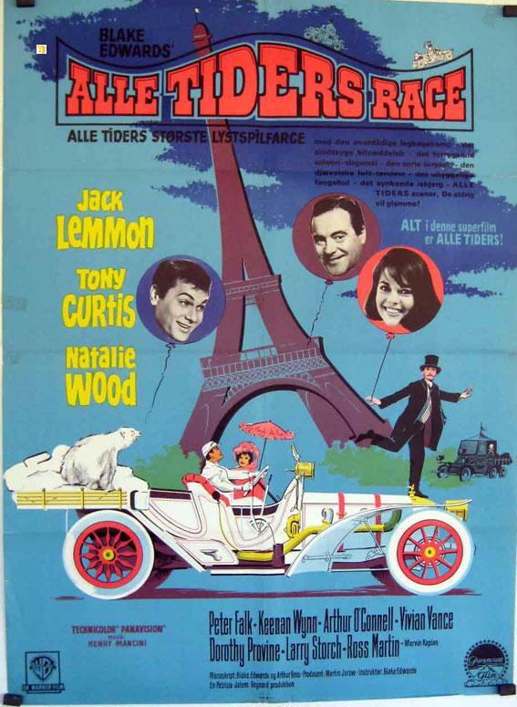 Risultati immagini per la grande corsa film 1965