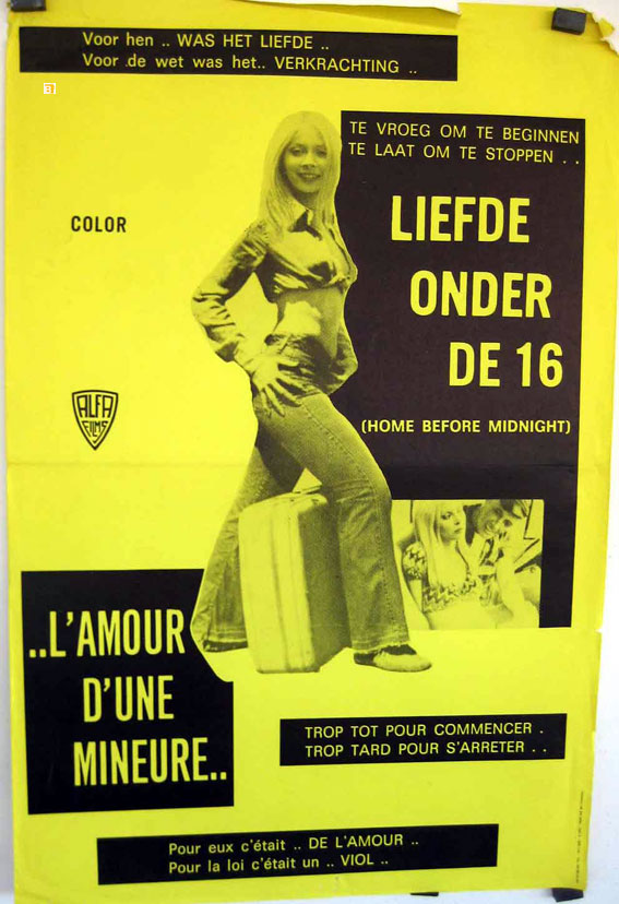 La Sedia Elettrica Movie Poster Midnight Movie Poster