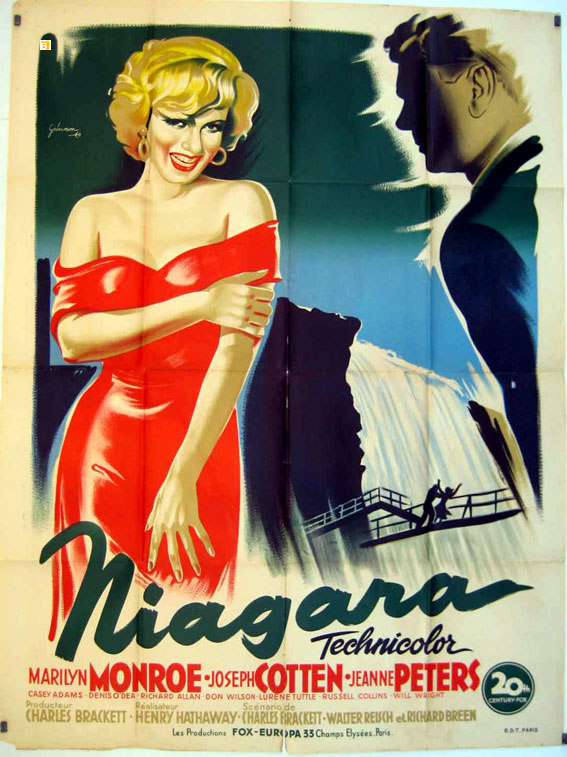 u0026quot niagara u0026quot  movie poster