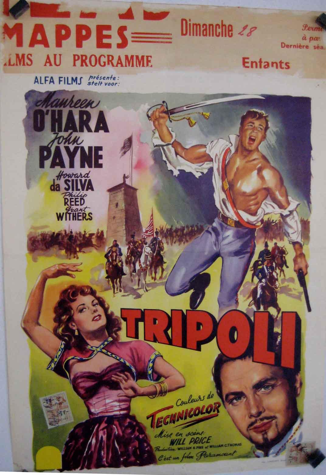 Tripoli 1950 Review