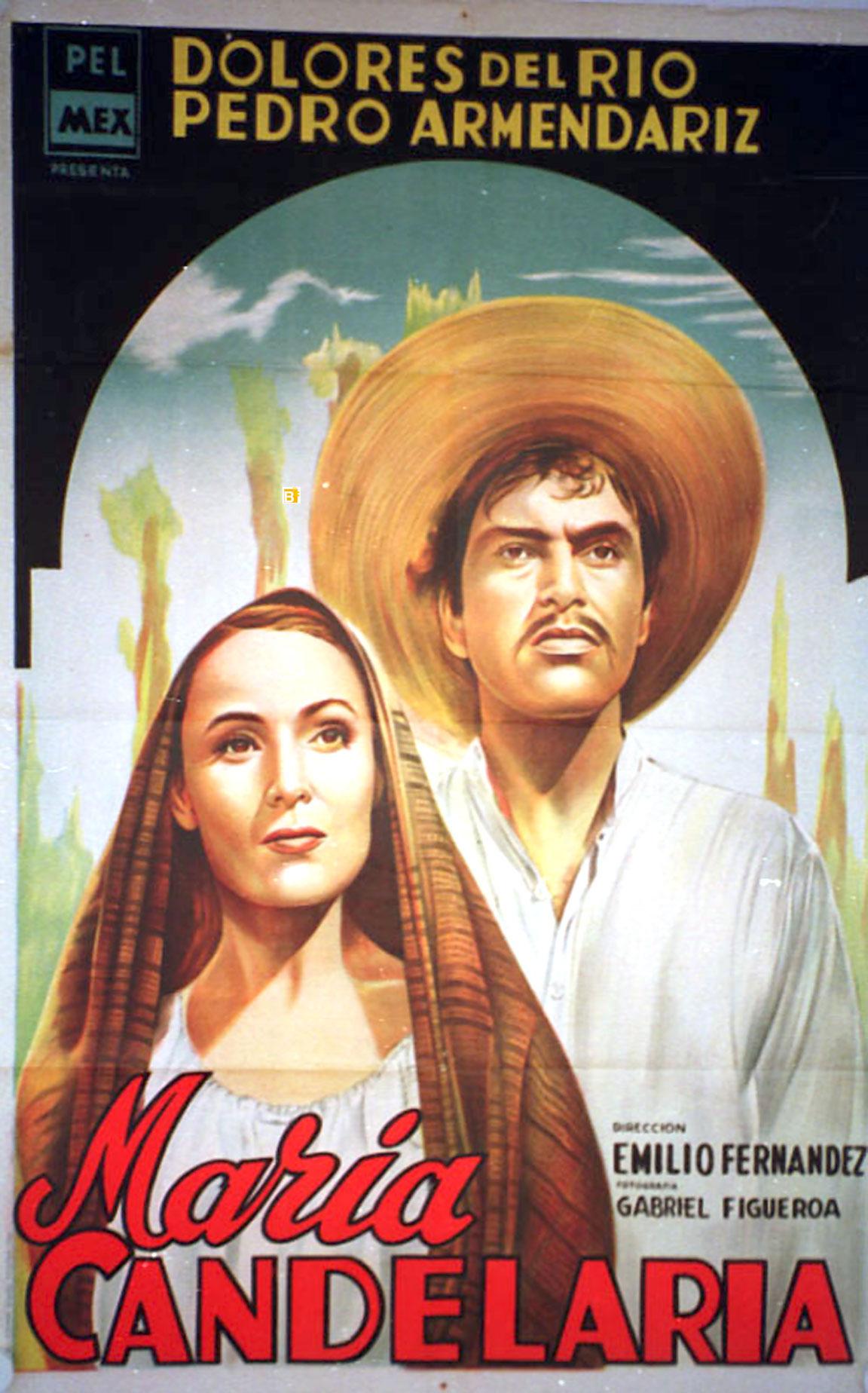 Resultado de imagen para María Candelaria poster