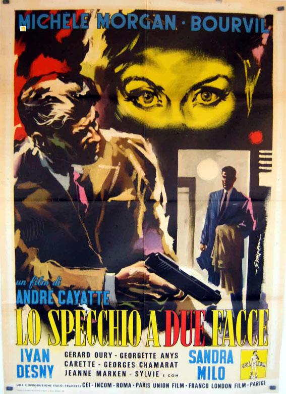 El espejo tiene dos caras movie poster le miroir a deux faces movie poster - Lo specchio film ...