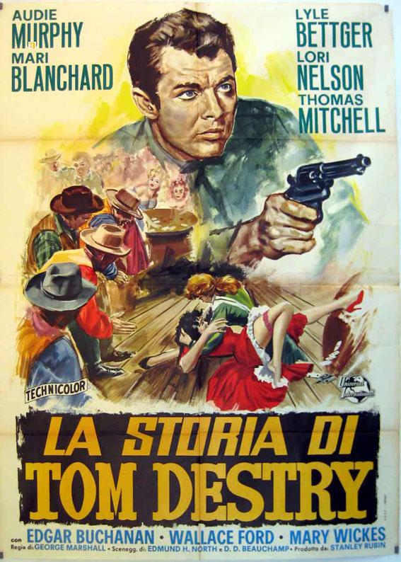 quotla storia di tom destryquot movie poster quotdestryquot movie poster