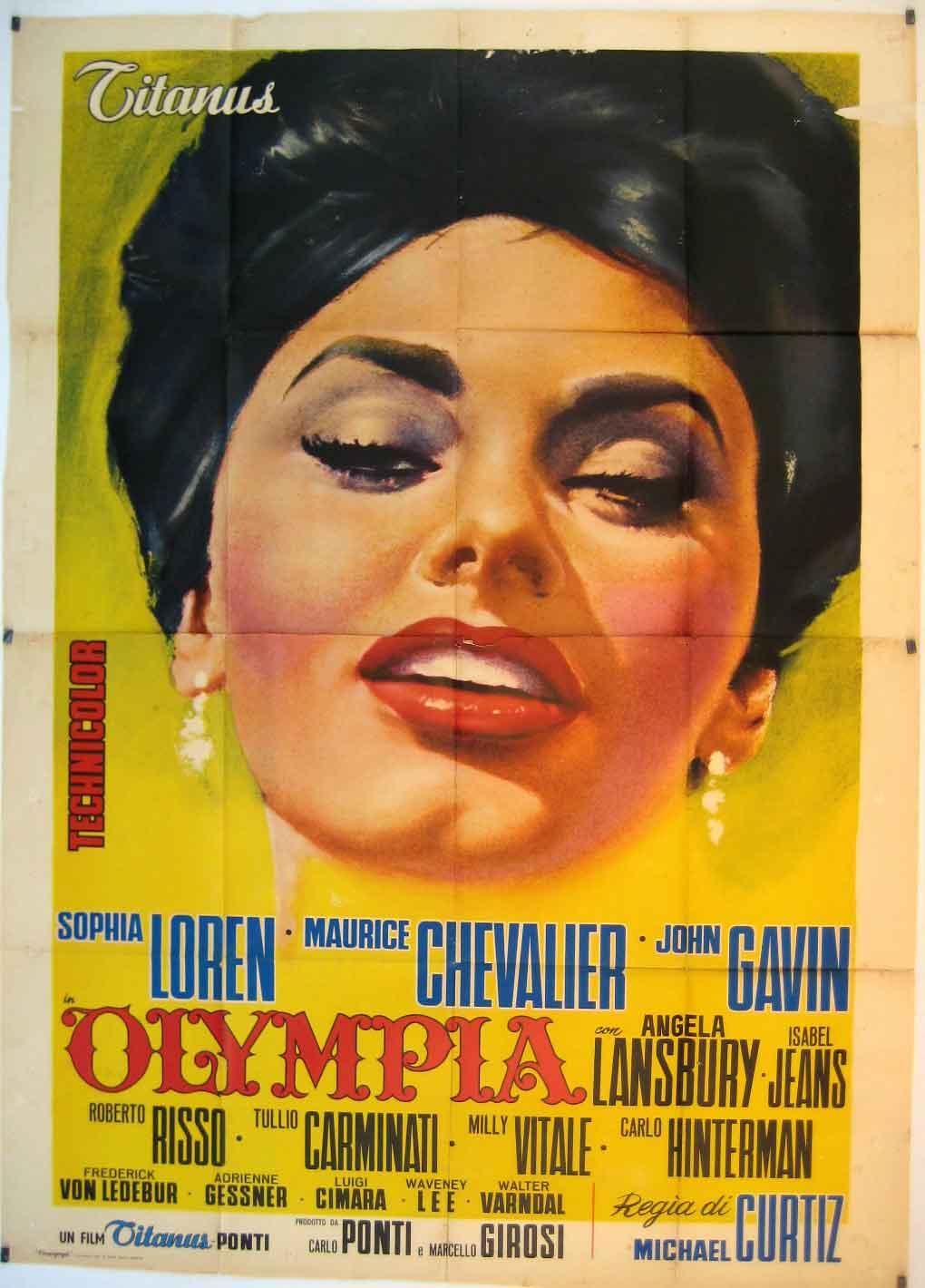 Sophia Loren  Lucky To Be A Woman  Amazoncom Music