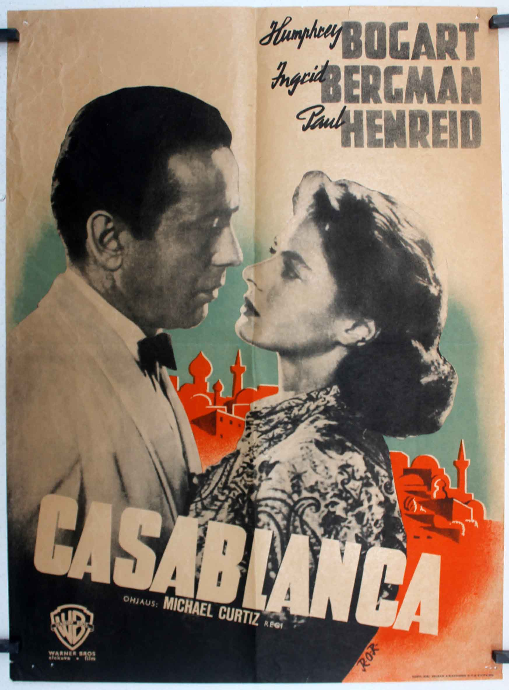 Casablanca movie poster casablanca movie poster for Poster casablanca