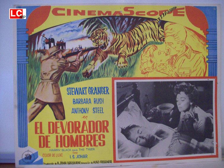 quotel devorador de hombresquot movie poster quotharry black and