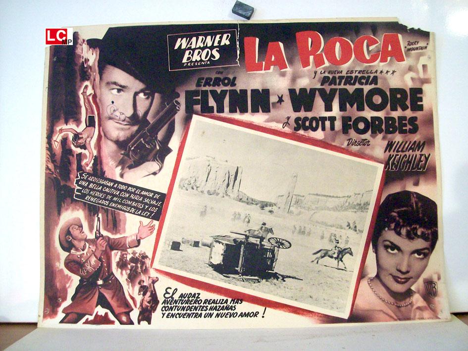 La roca movie poster rocky mountain movie poster for La roca film