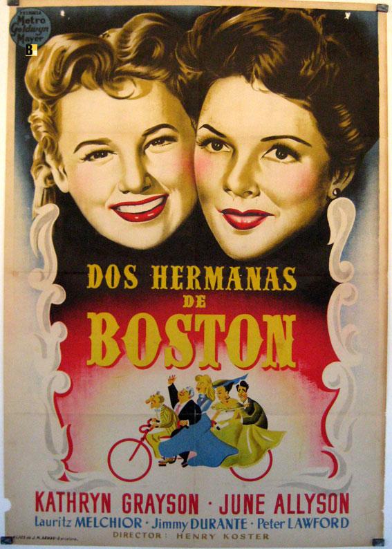 Dos hermanas de boston movie poster two sisters from boston movie poster - Polveros en dos hermanas ...