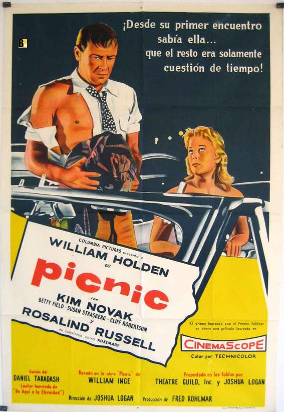 Quot Picnic Quot Movie Poster Quot Picnic Quot Movie Poster