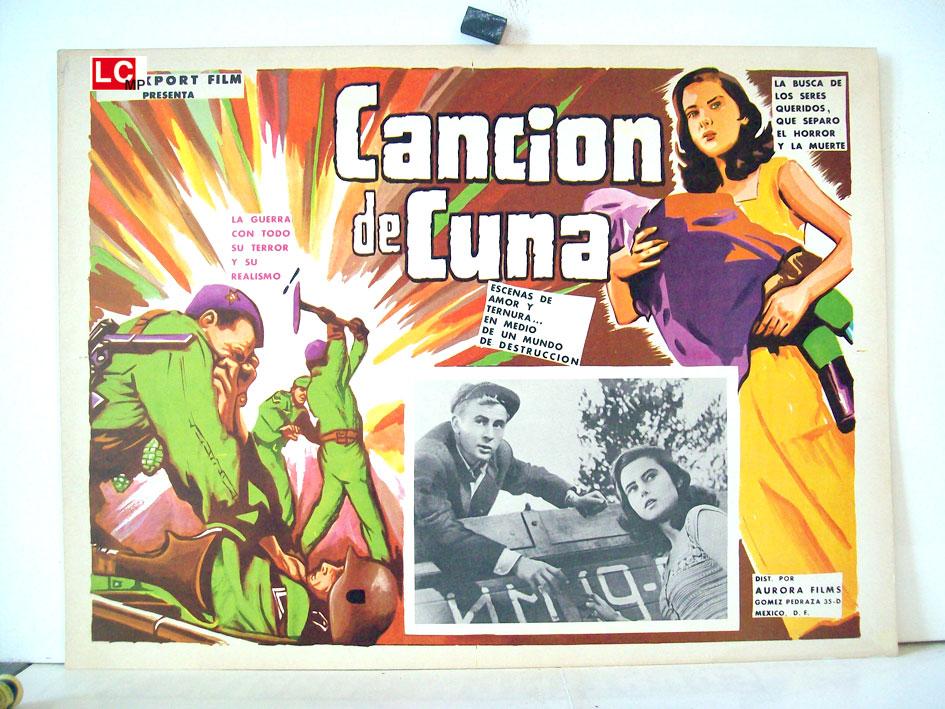 Cancion de cuna movie poster kolybelnaya movie poster - Canciones de cuna en catalan ...