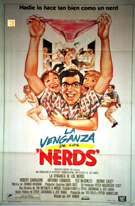 La venganza de los nerds - Pelis24