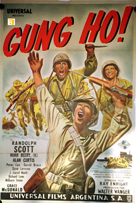 Be Gung-Ho! for BBC Children in Need 2018