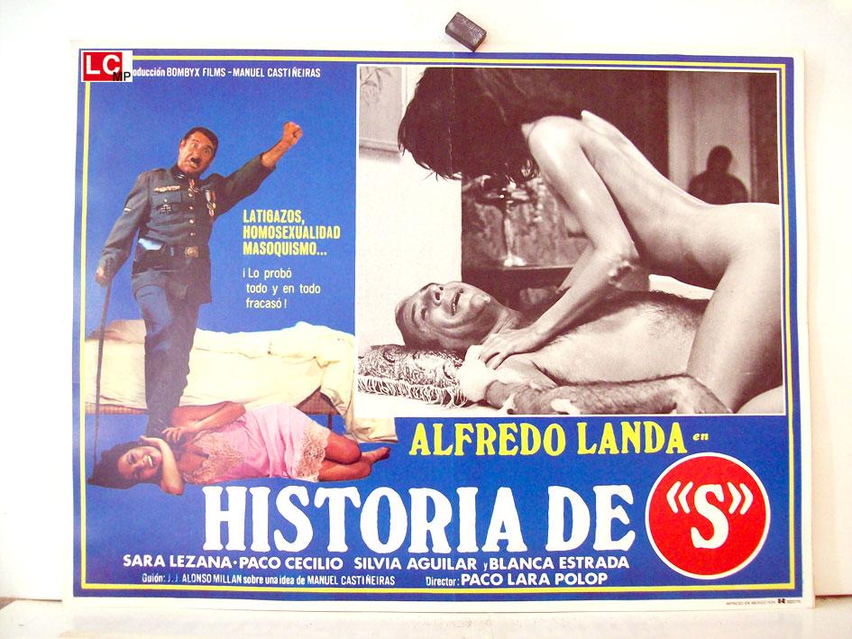 Historia de 'S' movie