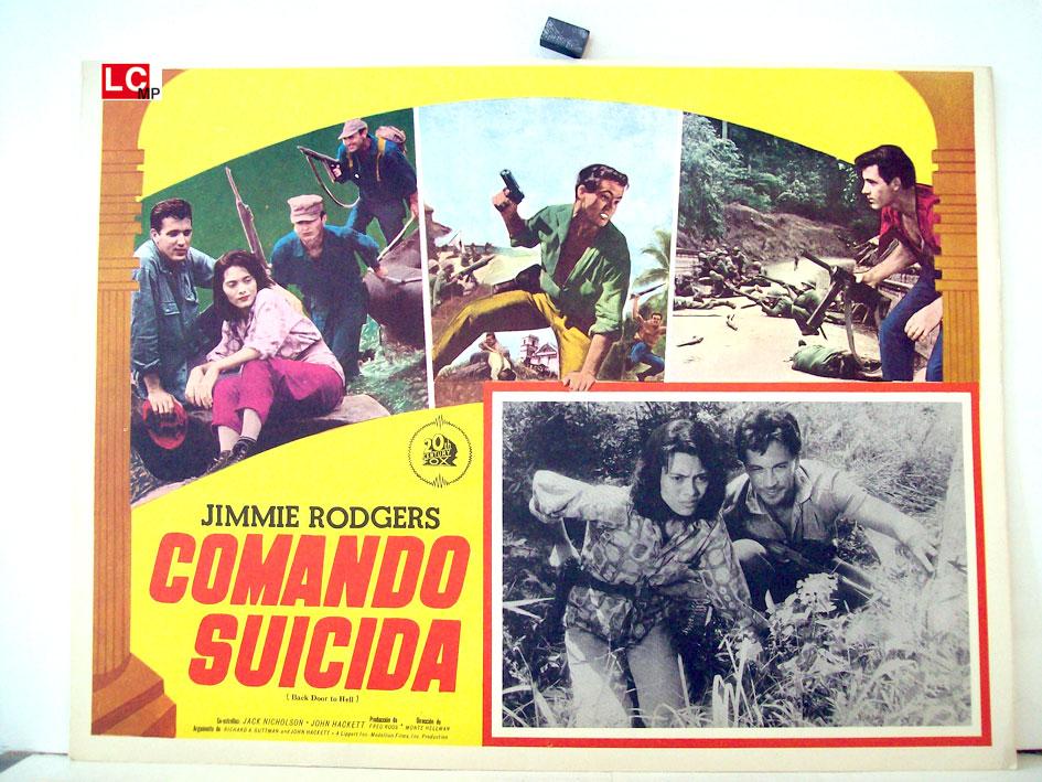 Comando Suicida - Argentina Despierta