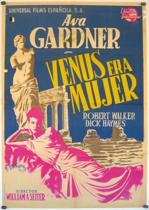 Venus Era Una Mujer [1948]