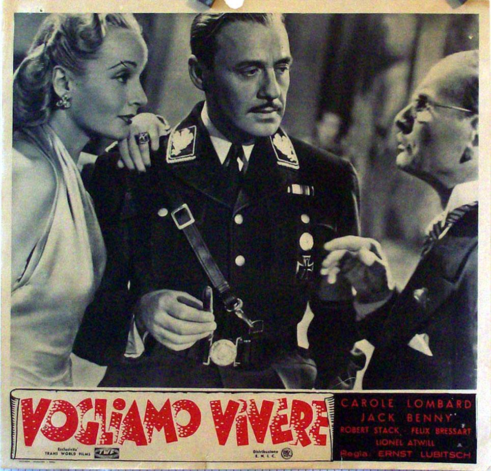 Risultati immagini per vogliamo vivere film 1942