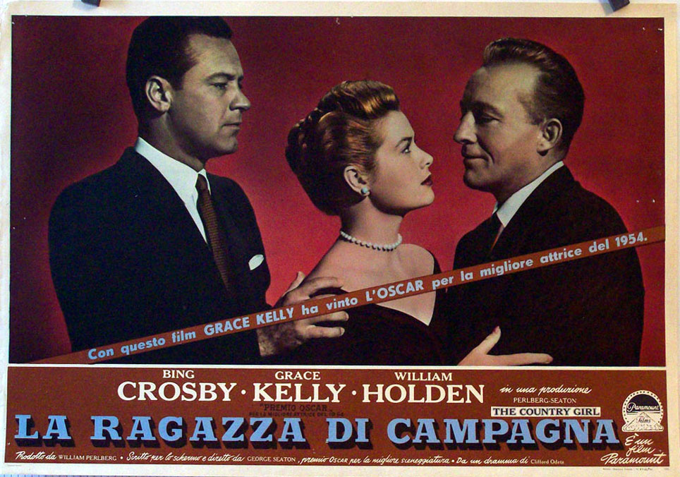 La Ragazza Di Campagna Movie Poster The Country Girl Movie Poster
