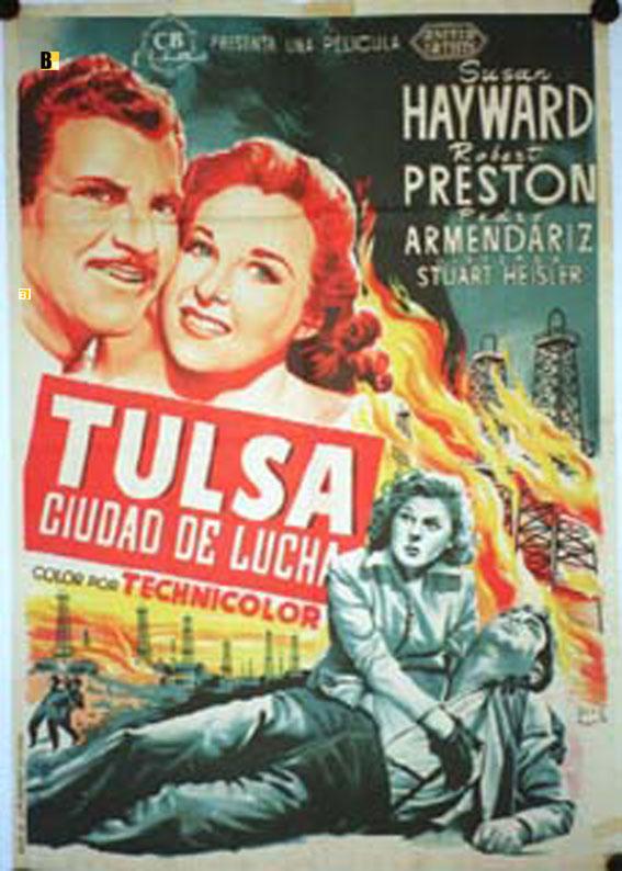u0026quot tulsa u0026quot  movie poster
