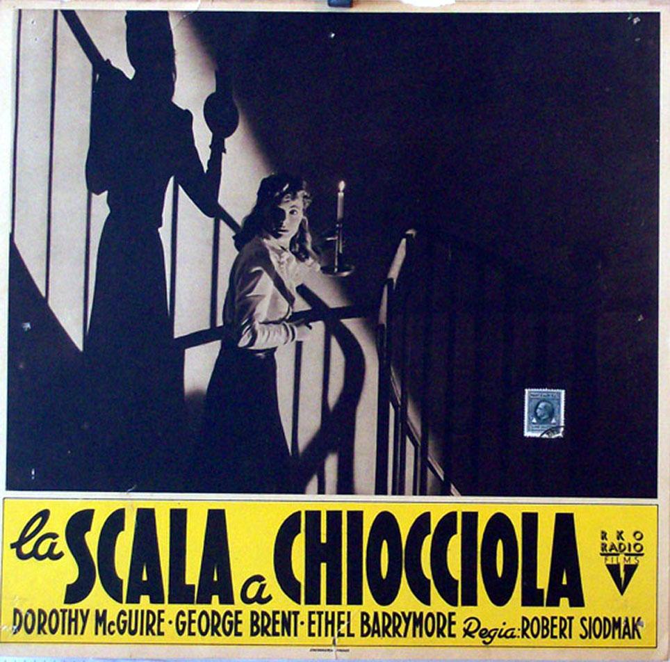 La scala a chiocciola movie poster the spiral for La scala a chiocciola