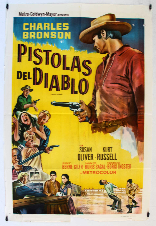 Quot Californiano Il Quot Movie Poster Quot Guns Of Diablo Quot Movie
