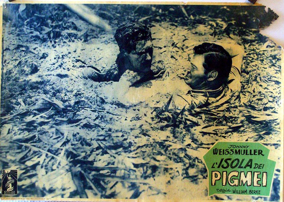 Pygmy Island 1950 Review