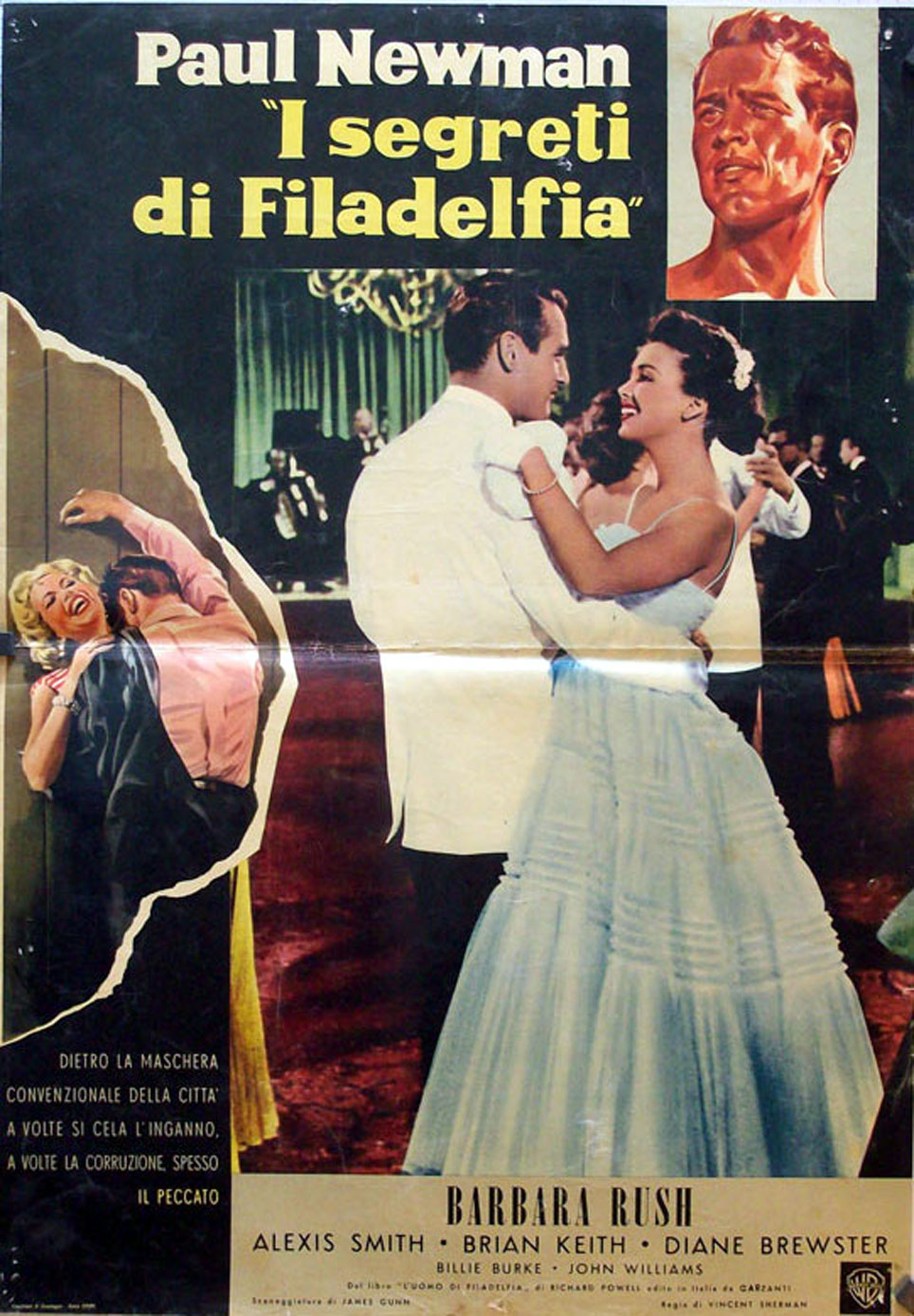 The young philadelphians movie