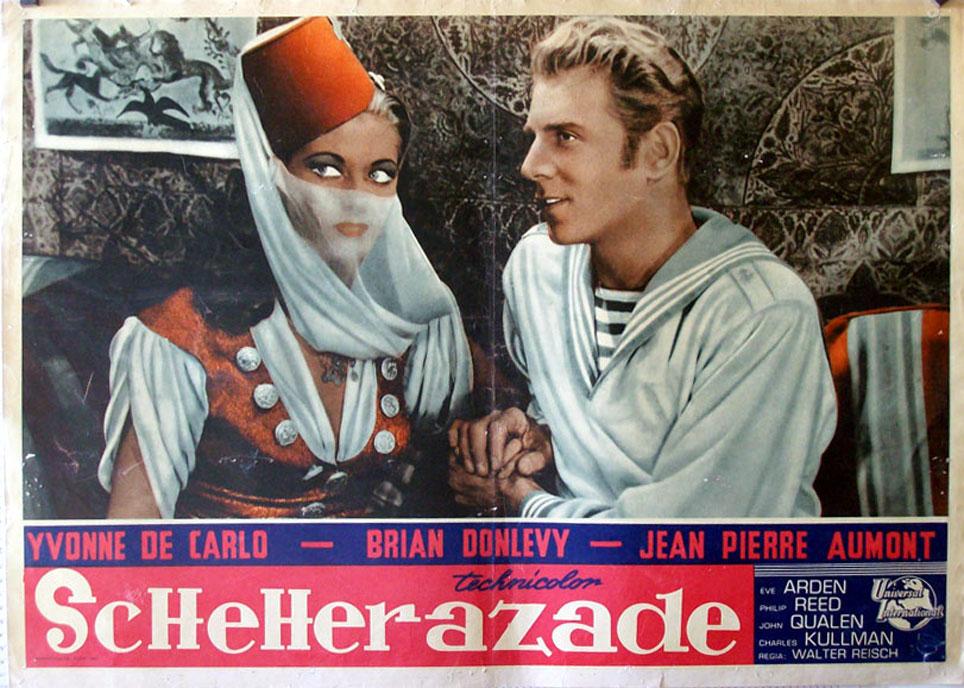 Scheherazade Film