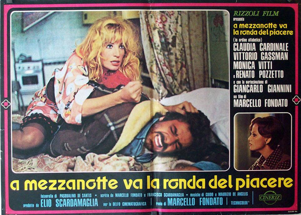 A Mezzanotte Va La Ronda Del Piacere Movie Poster A Mezzanotte Va La Ronda Del Piacere Movie Poster