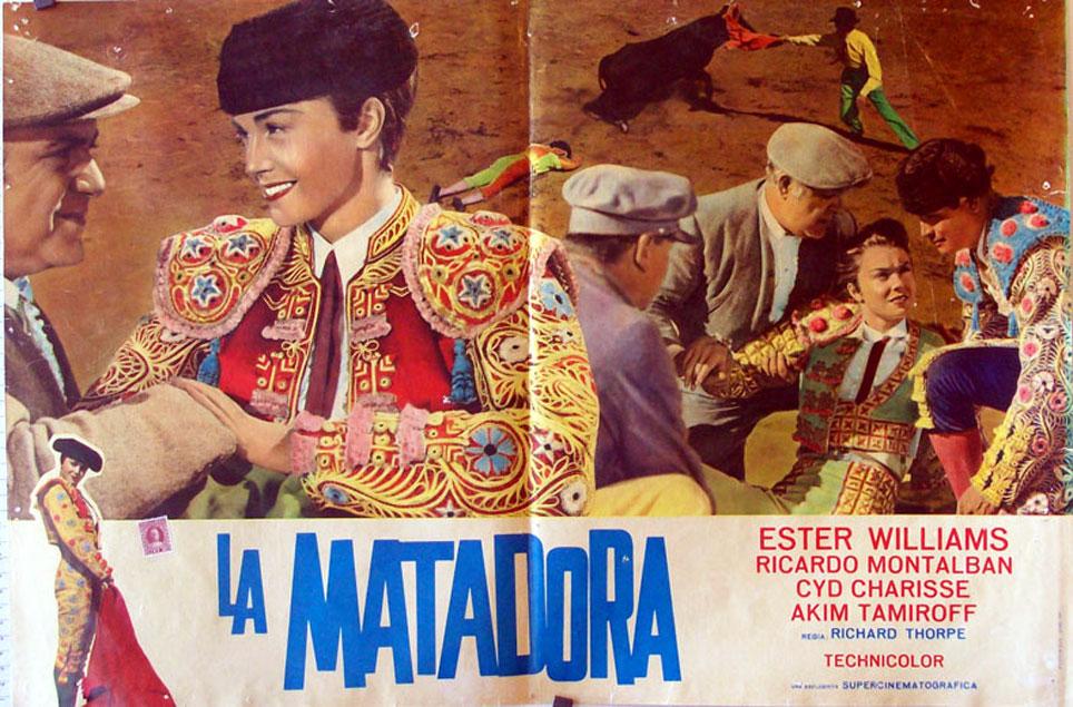 la Matadora's tracks