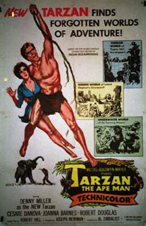 Tarzan The Ape Man Tarzan The Ape Man