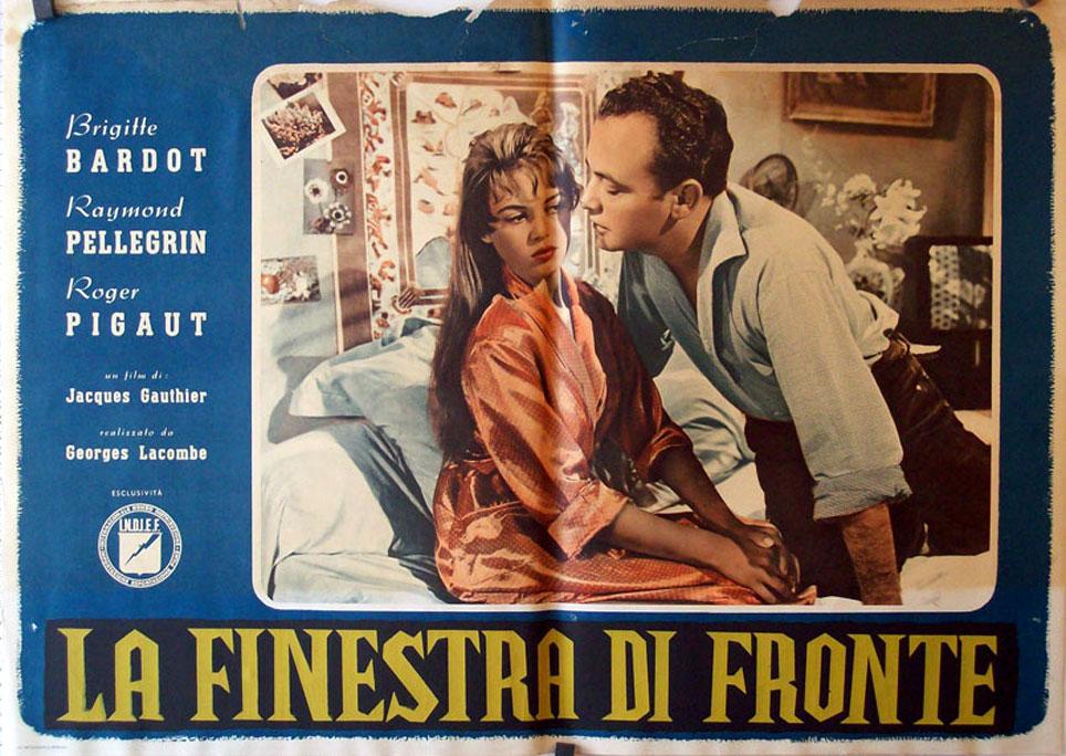 La finestra di fronte movie poster la lumiere d 39 en face movie poster - Film completo la finestra di fronte ...