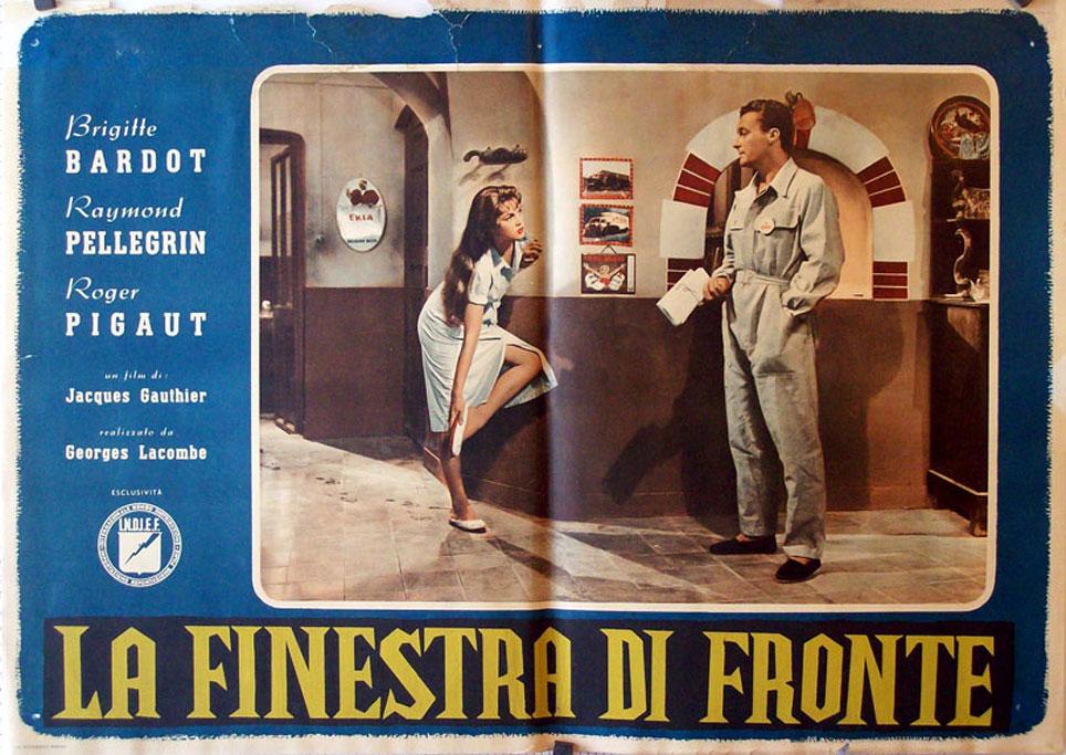 La finestra di fronte movie poster la lumiere d 39 en face movie poster - La finestra di fronte roma ...