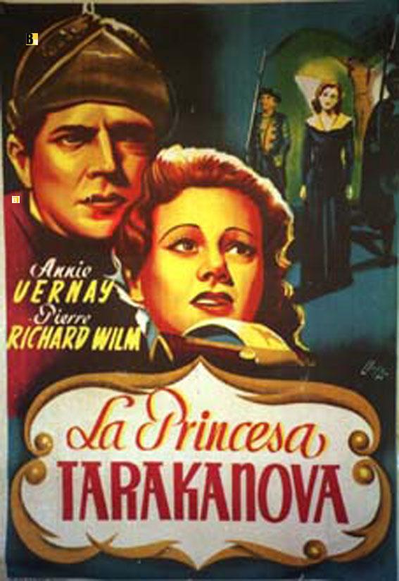 A Princesa Tarakanova [1938]