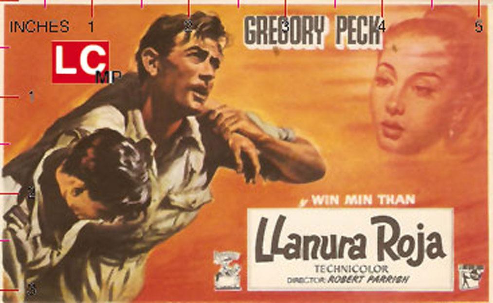 llanura roja movie poster the purple plain movie poster